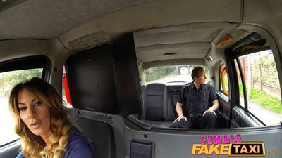 Female Fake Taxi free