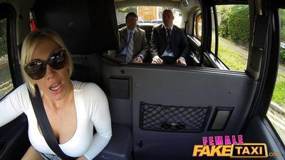 Female Fake Taxi videos